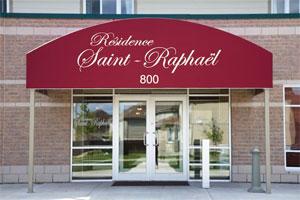 Montreal senior residence Saint-Raphael